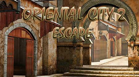 365Escape Oriental City 2 Walkthrough