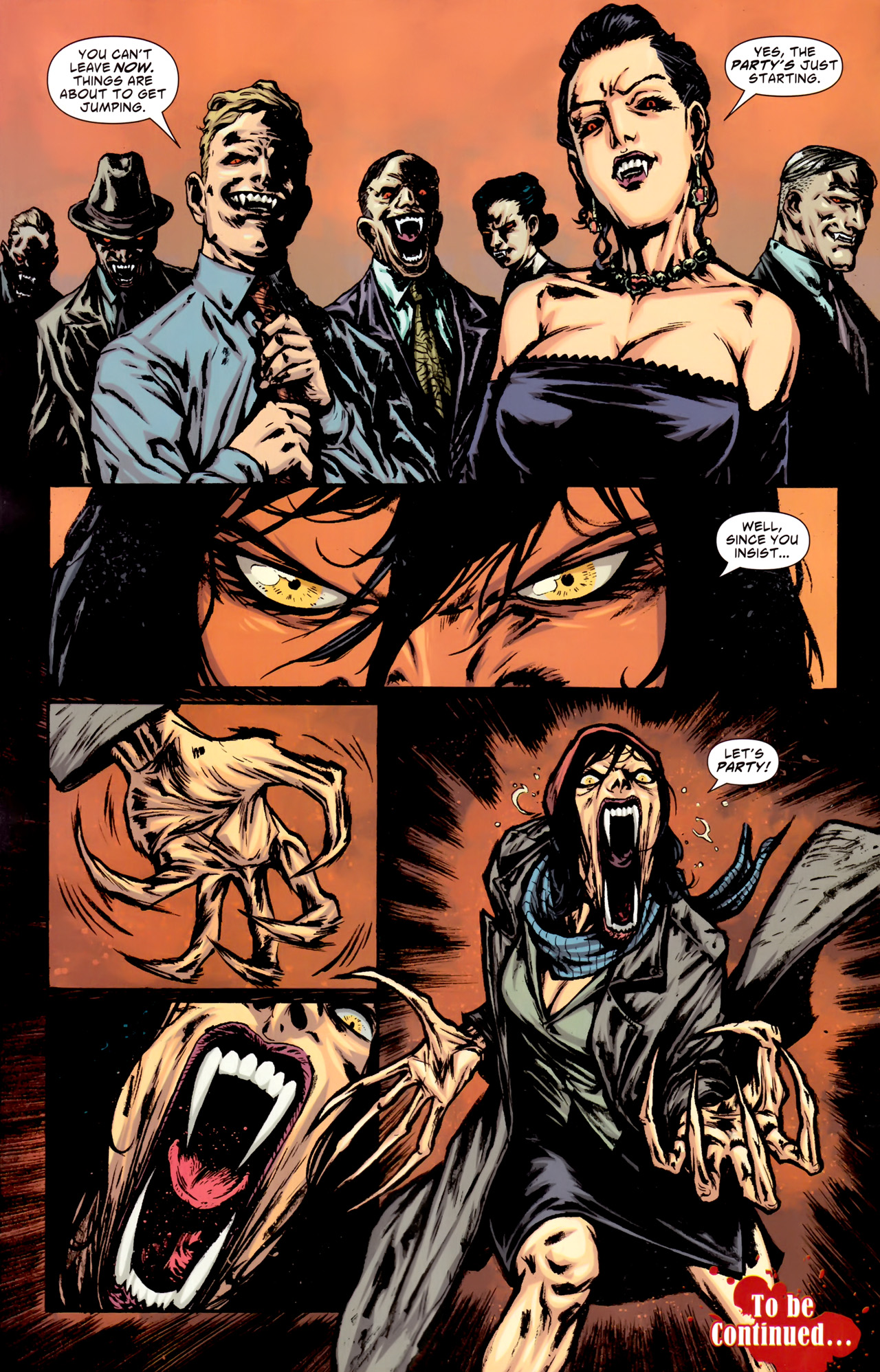Read online American Vampire comic -  Issue #10 - 23