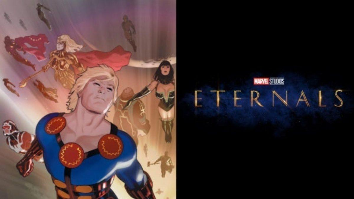 Os Eternos: Imagem do set mostra armadura do Cavaleiro Negro