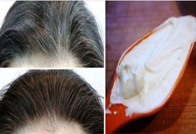 في أقل مدة تخلص من شيب الشعر والشعر الابيض سواء في الشباب أو الكبر بهذه الوصفة