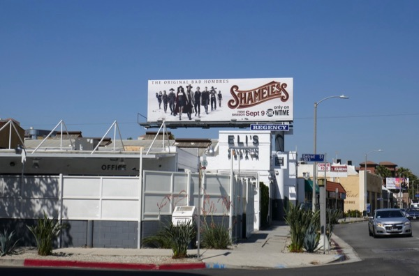 Shameless season 9 billboard