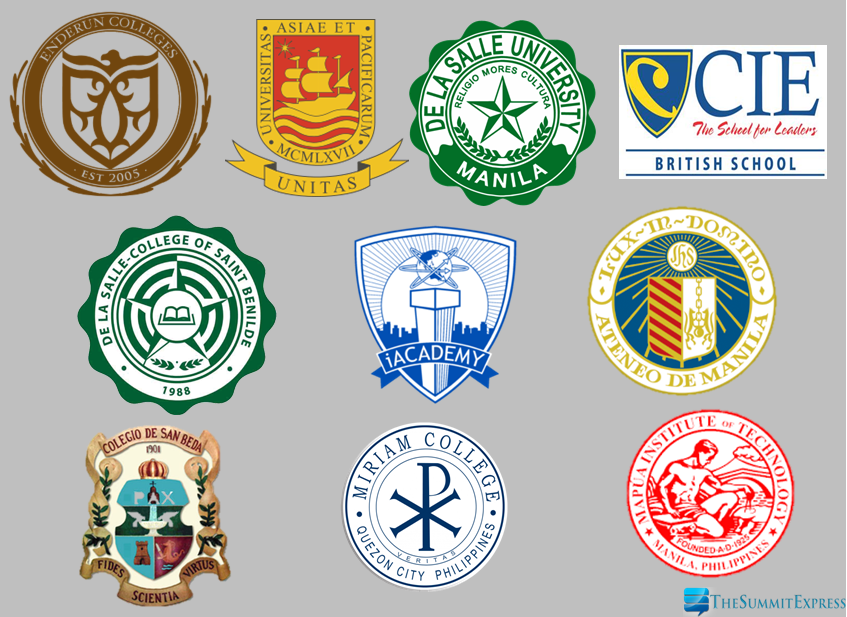 Top 10 most expensive colleges, universities in the Philippines 2015