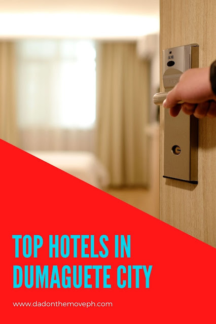Top hotels in Dumaguete City