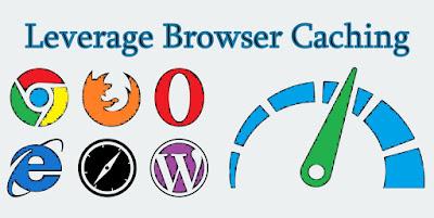 Cara mempercepat loading blog dengan mengatasi leverage browser caching. Agar pendapatan bisa  meningkat serta meningkatkan pengunjung.