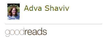 Adva Shaviv on Goodreads