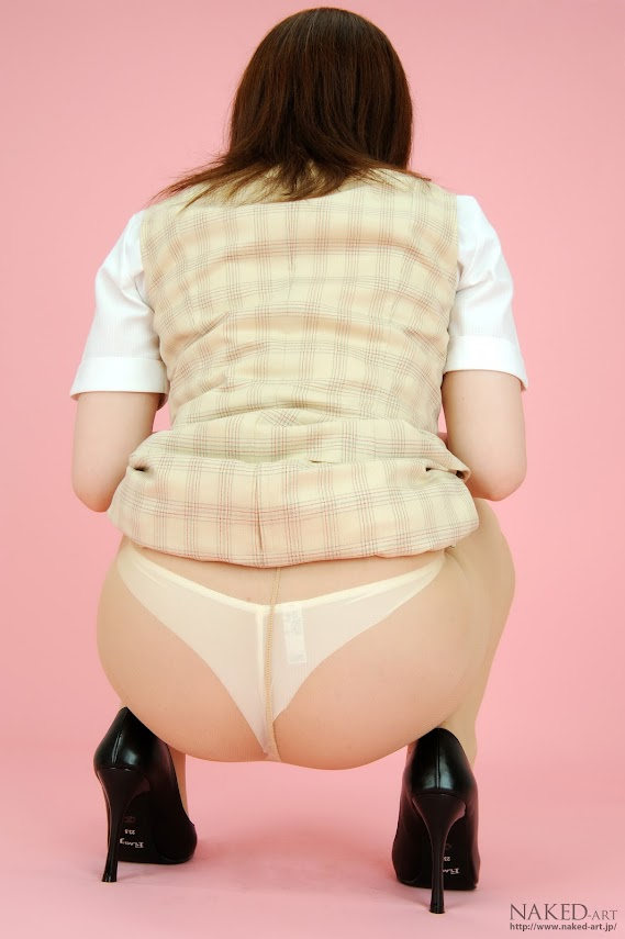 Naked-Art Photo No.00166 Yuu Kosuge 小菅由宇Real Street Angels