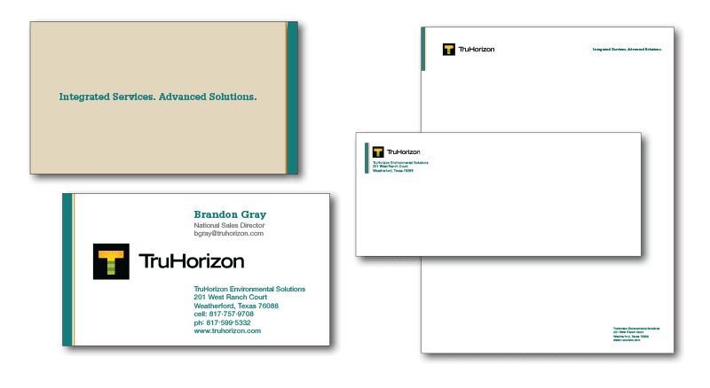TruHorizon Stationery System | Axiom Creative Energy