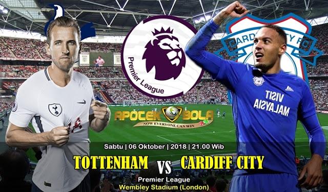 Link trực tiếp Tottenham vs Cardiff, 21h00 ngày 6/10 (Ngoại hạng Anh 2018/19)