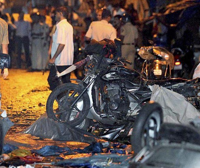 2011 Mumbai bombings