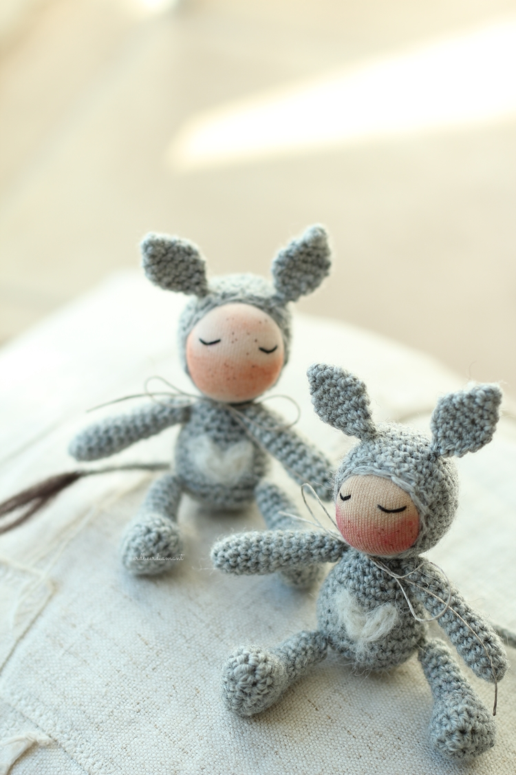 Seelchen| Liebhabseelchen| Esel| natural toy