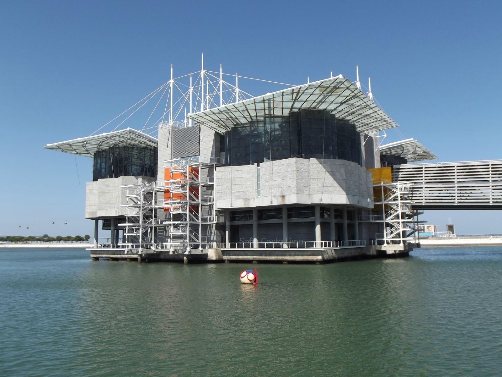 Lisboa: Parque das Nações - Oceanário