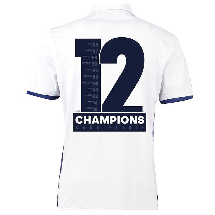 Ya a la venta los productos oficiales de la duodécima Champions del ... 7b1fa498a0041