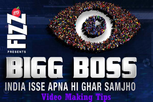 How to Make a Video to be a contestants for Bigg Boss 10
