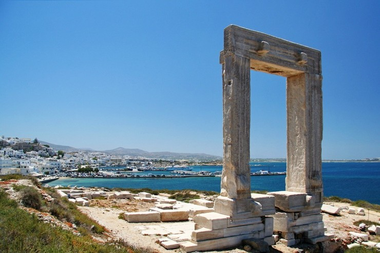 Naxos – the Largest Island of Many Faces in the Cyclades, Hellas (Greece)