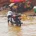 Burst pipe abandoned for weeks on Ladipo market road