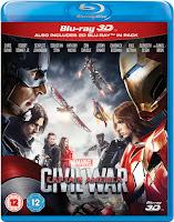 Captain America Civil War 2016 Dual Audio 720p BRRip 1.2GB ESub