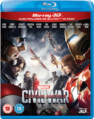 Captain America Civil War 2016 Dual Audio 720p BRRip 700MB HEVC