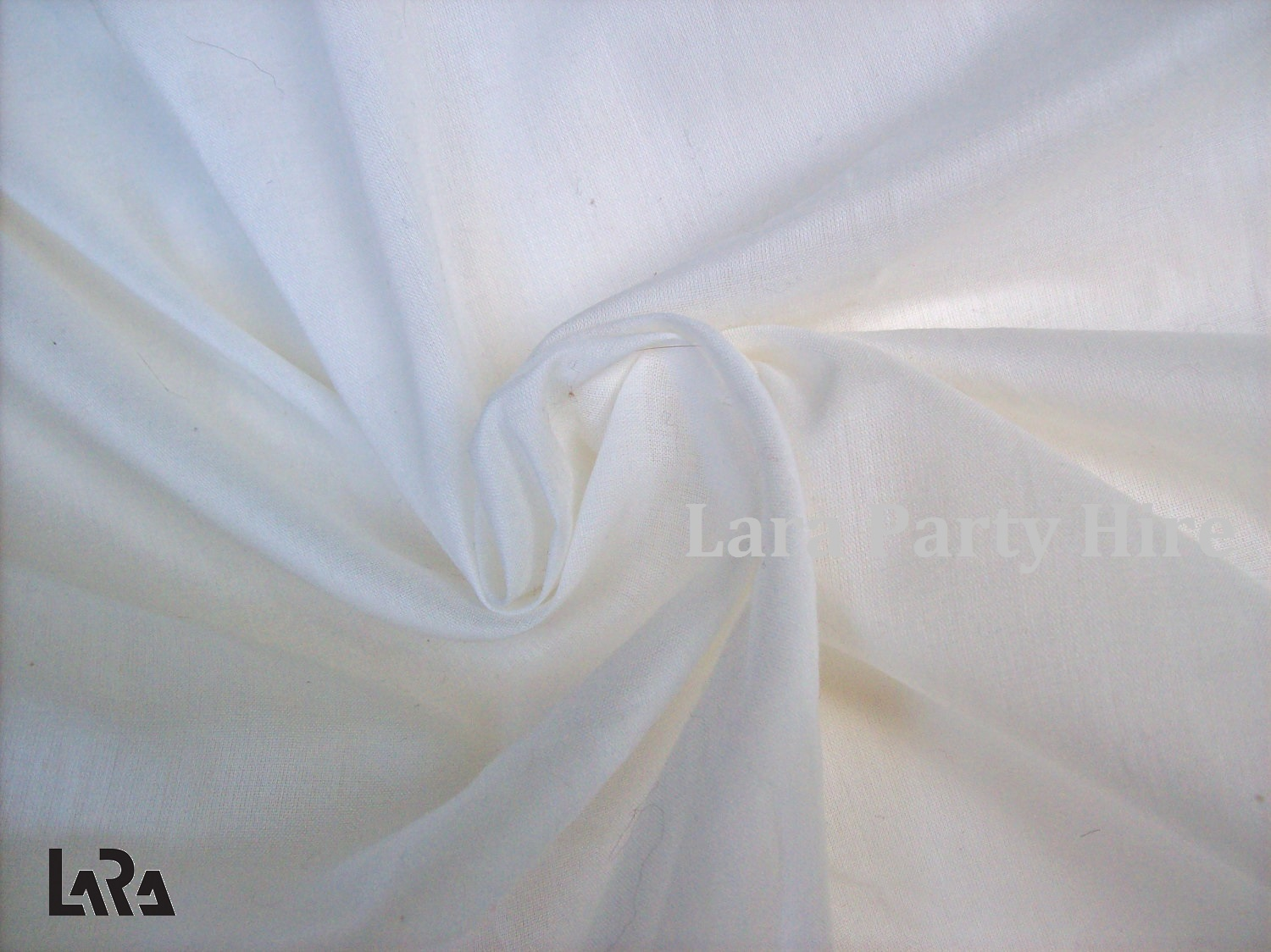 Voile Backdrop €150