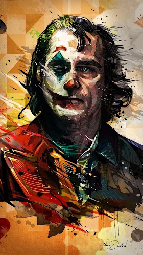 Joker Art Wallpaper