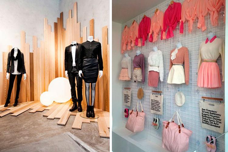 Marzua decoraci n de tiendas c mo expongo mi producto for Decoracion de interiores locales de ropa