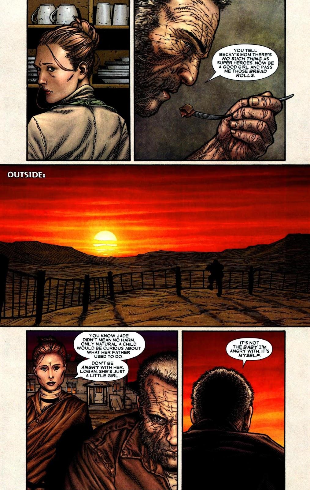 Read online Wolverine (2003) comic -  Issue #66 - 8