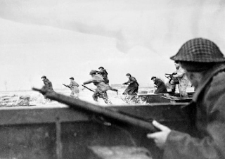 Today is the Anniversary of D-Day--A Timeline