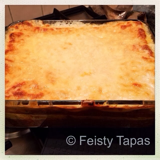 Feisty Tapas' Thermomix bolognese (perfect for spaghetti bolognese or lasagna)