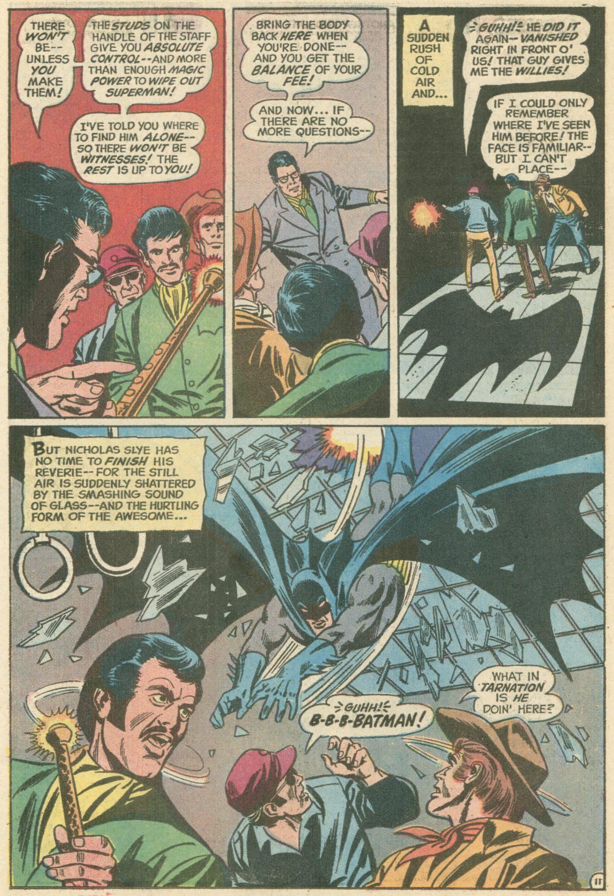 Read online World's Finest Comics comic -  Issue #207 - 15