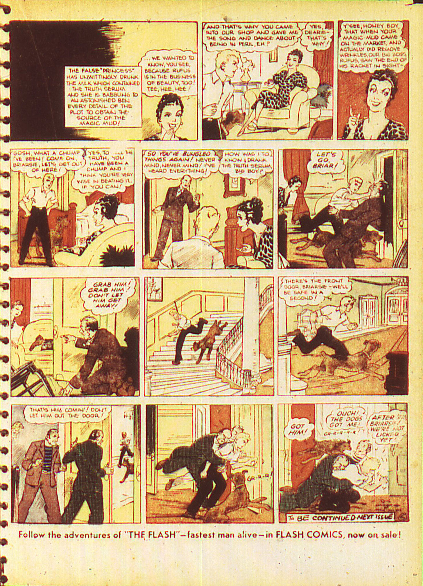 Read online All-American Comics (1939) comic -  Issue #16 - 33