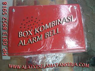 Box Kombinasi Alarm Bell