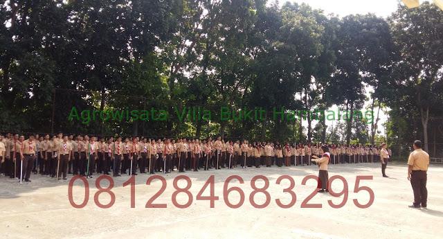 Lokasi Camp Murah di Sentul Bogor