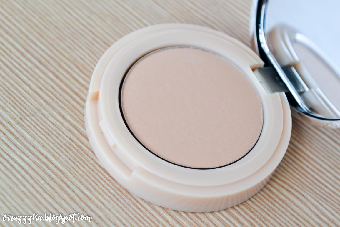 Компактная пудра для лица с эффектом обнаженной кожи Pupa Like A Doll Compact Powder 002 Sublime Nude