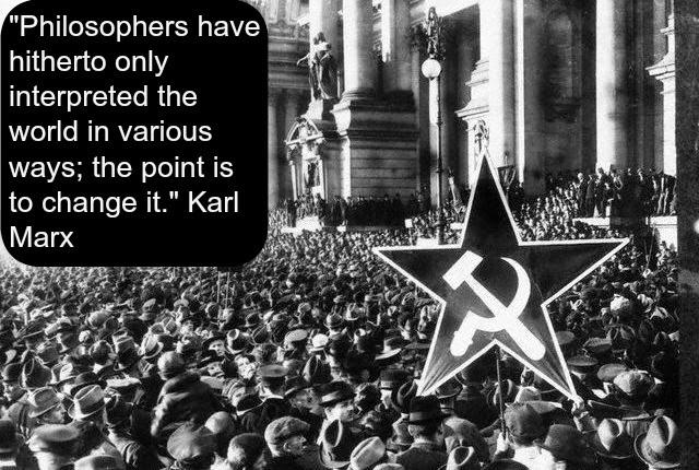 Marx's theory of alienation