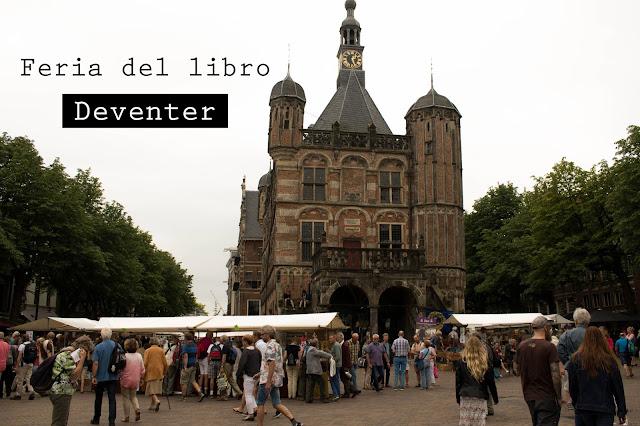 Portada Feria del libro Deventer