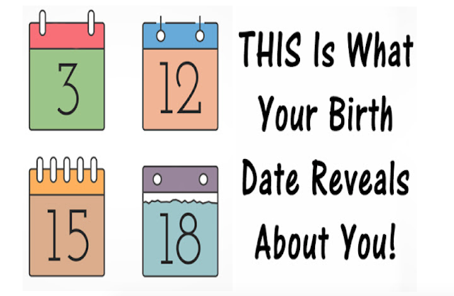 Your Birth Date Reveals Detailed Information About Your Personality