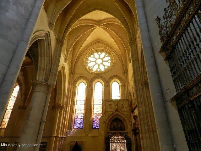 Interior de la Catedral de Cuenca, Castilla la Mancha