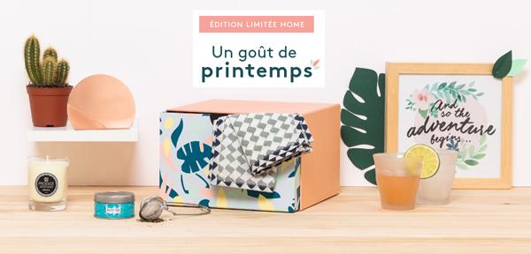 Le Blog de MissEmma • Edition Limitée Home Birchbox
