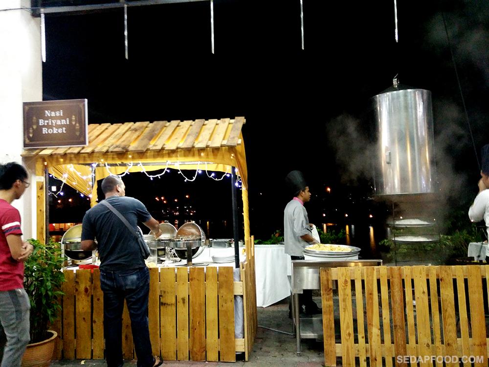 Buffet Ramadhan 2018 Di Hotel RHR Uniten Bangi Sedap