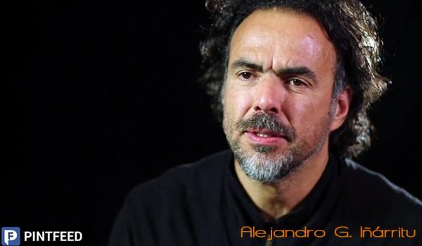 PintFeed | Alejandro G. Iñárritu