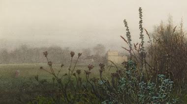 Paisajes y flores silvestres con Léon Bonvin