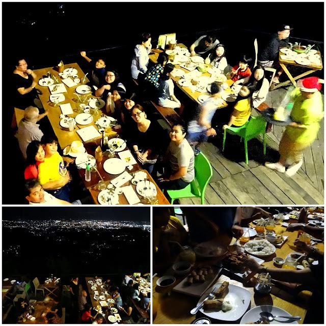 Dinner Lantaw Busay
