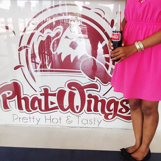 Phat Wings; Hidden Gems in Dallas: #OnlyLocalsKnow