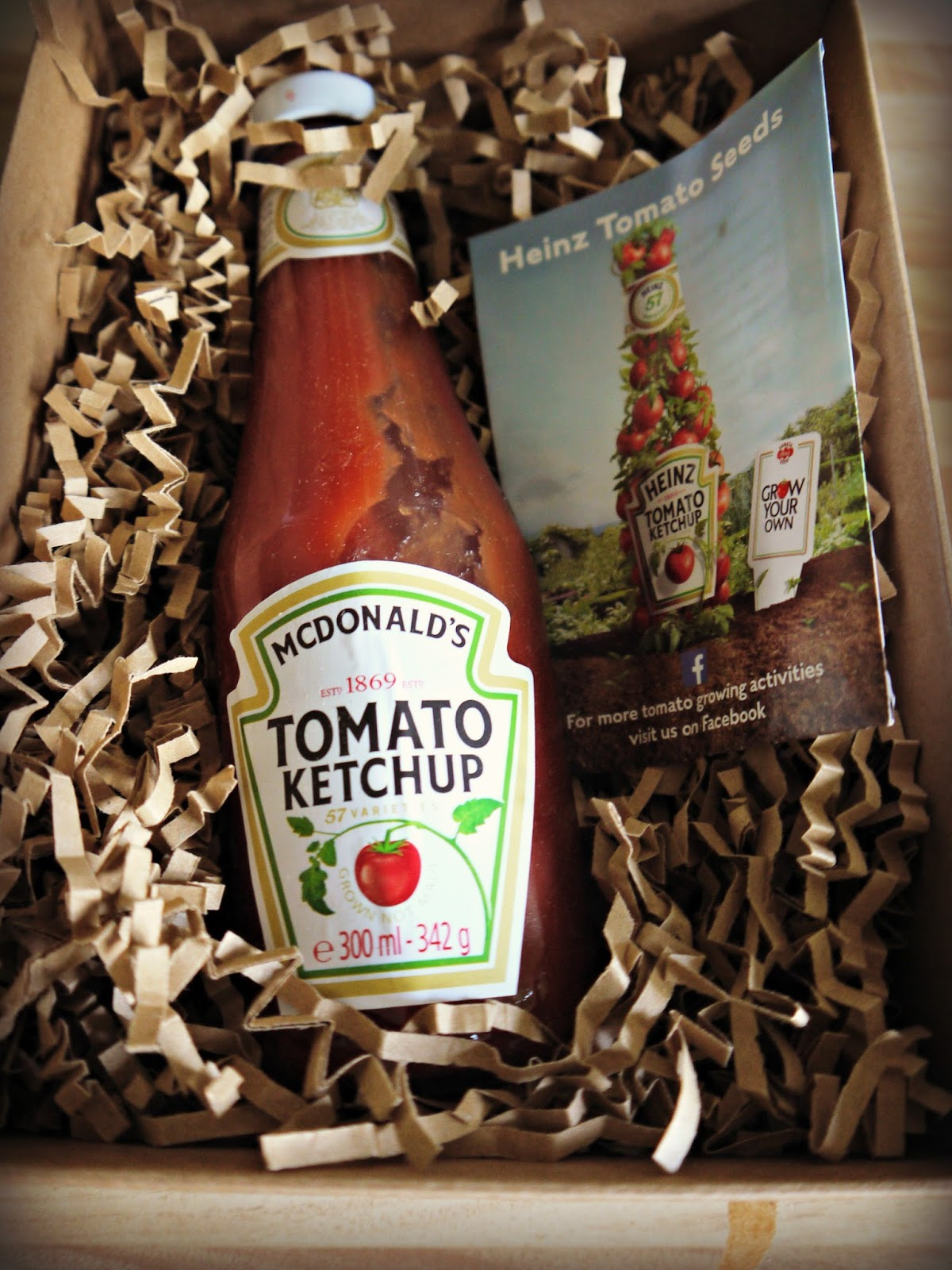 Inside the Wendy House: Heinz Tomato Ketchup - Grow Your Own Campaign