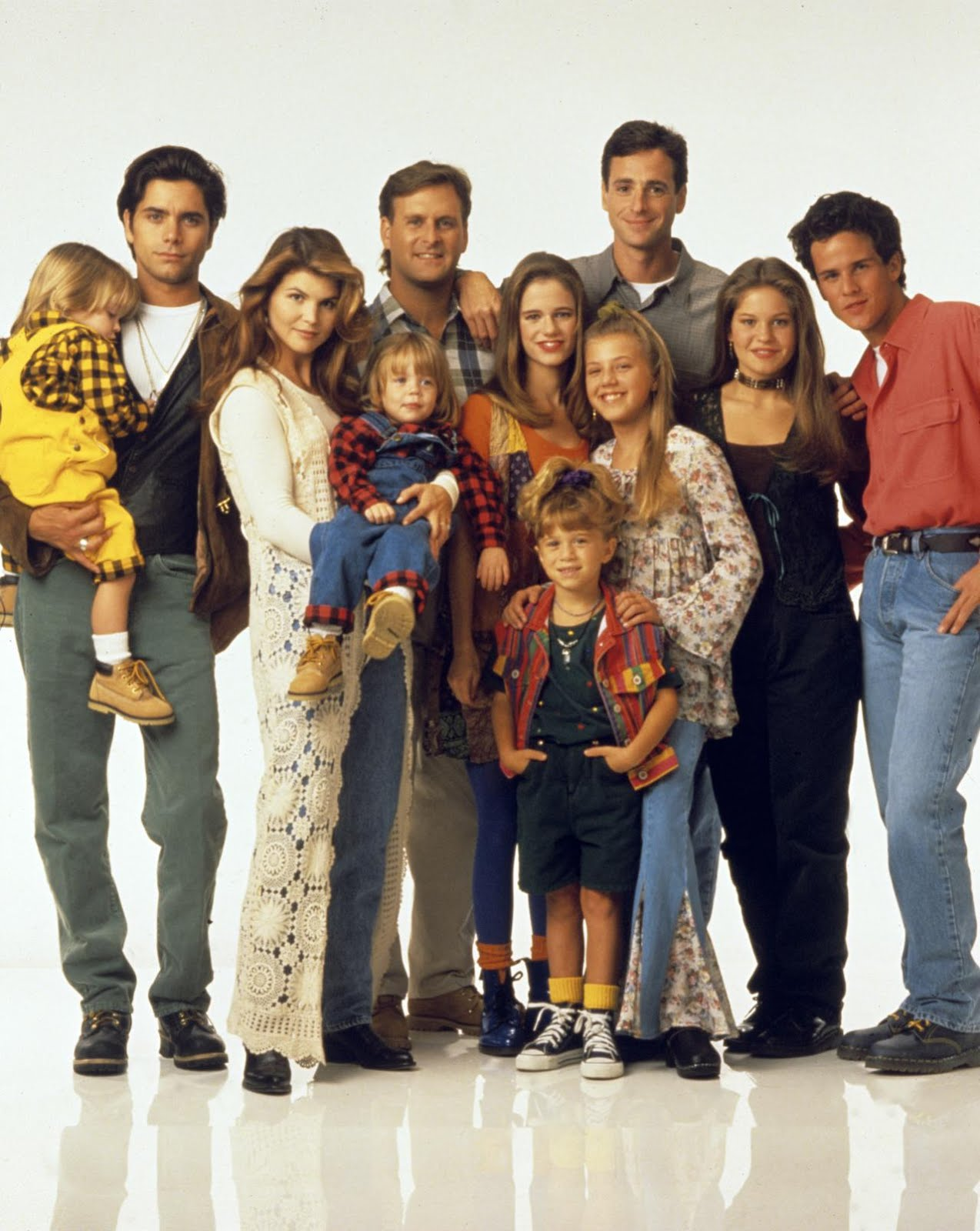 Tres Por Tres Full House El Loco Retro