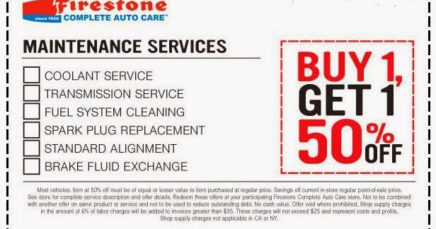 picture relating to Precision Tune Auto Care Coupons Printable named Printable firestone discount codes 2018 - Perfect offers accommodations boston