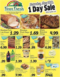 ⭐ Farm Fresh Ad 6/19/19 ✅ Farm Fresh Weekly Ad June 19 2019