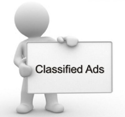 Free Classifieds Sites List