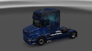 Dragon Skin for Scania T V 2.0