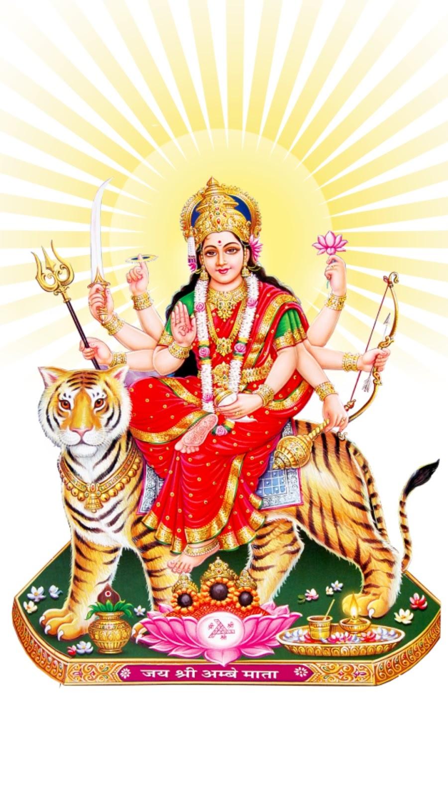 म दरग मबइल वलपपर Hd Maa Durga