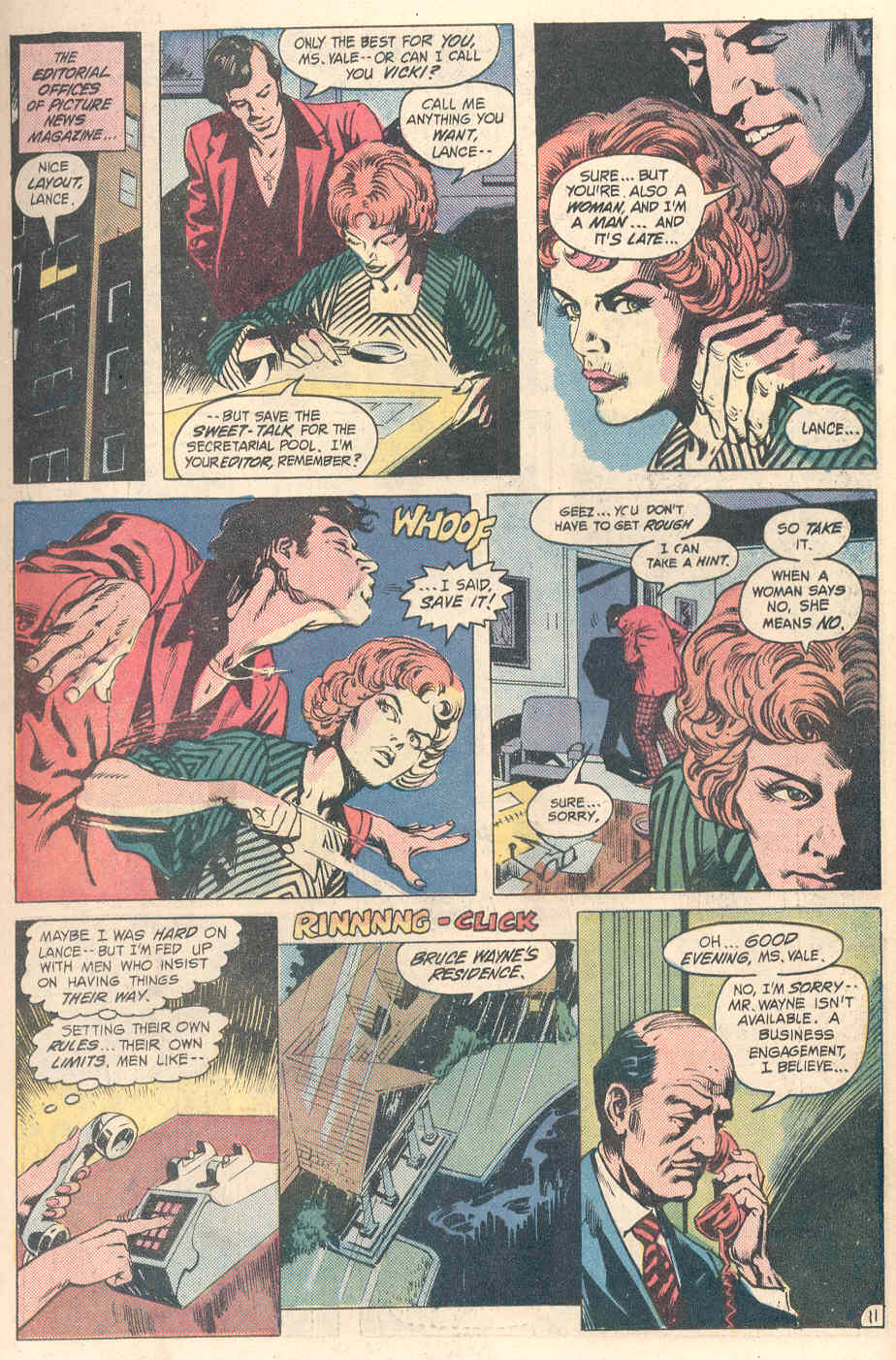 Detective Comics (1937) 526 Page 11